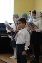 Праздник Покрова Пресвятой Богородицы в воскресной школе Трехсвятительского собора г. Могилева