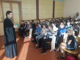 Дховно-просветительская беседа прошла в школе №11 г.Могилева