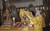 Архиерейское служение в Неделю 22-ю по Пятидесятнице
