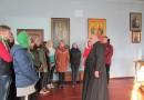 Катехизаторская беседа со школьниками прошла в Черикове