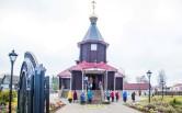 Престольный праздник в Казанском храме г.Могилева