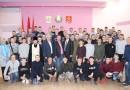 В Костюковичах благословили будущих призывников