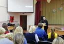 Беседа со священником о толерантности, гражданственности и патриотизме прошла в школе №35 .
