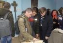 Катехизаторские беседы со школьниками в Мстиславле