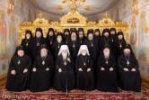 Архиепископ Софроний принял участие в очередном заседании Синода БПЦ