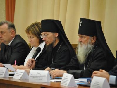 Состоялось открытие XIII Свято-Георгиевских чтений