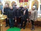 Просветительская беседа с инвалидами прошла на приходе Архангела Михаила в Климовичах