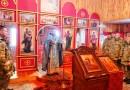 Праздник Введения в храм Пресвятой Богородицы в  войсковой части 6713