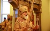 Патриарший Экзарх всея Беларуси совершил чин освящения храма на Буйническом поле