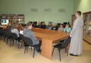 О Жировицкой иконе Божией Матери узнали чериковские студенты