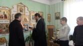 Ребят из Мстиславского реабилитационного центра поздравили с праздником Николая Чудотворца