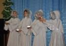 Видео. Рождественский концерт воскресных школ Могилевской епархии