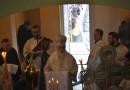 В Крещенский сочельник архиепископ Софроний совершил Великое освящение воды