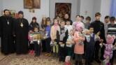 Рождественское поздравление воскресной школы г. Мстиславля