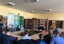 Просветительские беседы со школьниками Кричева