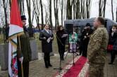 В Черикове почтили память воинов, погибших в афганской войне