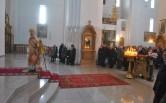 Служение архипастыря в Неделю о Страшном Суде