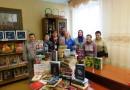 Благотворительная акция в Международный день дарения книг