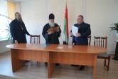Встреча архиепископа Софрония  с учащимися и педагогами профессионального лицея №9