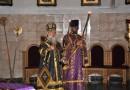 Архипастырское служение в Неделю 4-ю Великого Поста