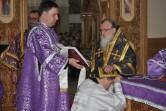 В Неделю Торжества Православия архиепископ Софроний совершил Литургию и пресвитерскую хиротонию