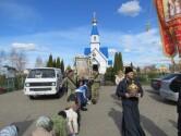 Крестный ход из Могилева в Белыничи. Крылатый паломник
