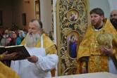 Видео. Освящение Покровского храма в Свято-Успенском Пустынском мужском монастыре