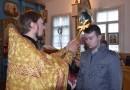 Благословение новобранцев из Хотимского района