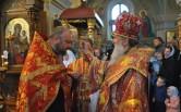 Служение Архипастыря: День памяти перенесения мощей святителя Николая  Чудотворца
