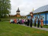 Престольный праздник Свято-Никольского храма в Кричеве