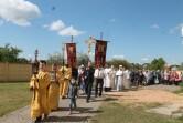 Престольный праздник храма Вознесения Господня в г.Чаусах