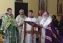 Архиепископ Софроний совершил панихиду об упокоении новопреставленного схиепископа Петра (Карпусюка)
