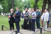 Память жертв Великой Отечественной войны почтили в Краснополье