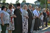 Священник принял участие в праздновании Дня города Черикова