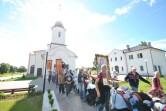 Видео: крестный ход из Могилева в Барколабово, 2020г.