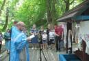 В честь Казанской иконы Божией Матери освятили источник в Чериковском районе