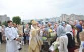 Архиерейское богослужение в праздник Преображения Господня