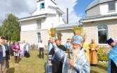 Праздник Успения Божией Матери в Краснополье