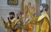 Архипастырское служение в Неделю 12-ю по Пятидесятнице