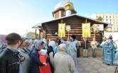 Престольный праздник в храме праведных Богоотец Иоакима и Анны