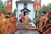 Праздник святых мучениц Веры, Надежды, Любови и Софии отметили в Романовичах