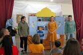 Просветительский проект «ВЕНЦЕНОСНАЯ СЕМЬЯ» представил театр-батлейку