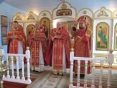 Память преподобномученика Елевферия (Печенникова) почтили в Черикове