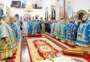 Архиепископ Софроний участвовал в соборном архиерейском богослужении в Жировичском монастыре