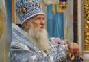 На праздник Покрова Божией Матери архиепископ Софроний совершил Литургию в а/г Вейно и поздравил многодетных матерей Могилевской области