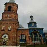 Казанский храм в с.Прусино посетили паломники из г.Климовичи