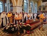 Состоялся чин отпевания протоиерея Александра Шилова