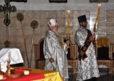 Служение архипастыря в праздник Собора Архангела Михаила