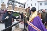 Архиепископ Софроний освятил колокола храма на Буйническом поле