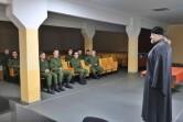 Духовная беседа в военной части